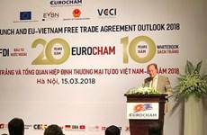 EuroCham publie la 10ème édition du livre blanc à Hanoi