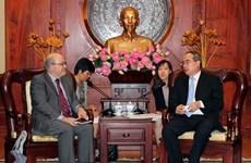 Hô Chi Minh-Ville souhaite recevoir davantage de soutien du FMI