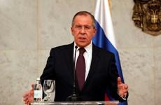 Le chef de la diplomatie russe attendu au Vietnam
