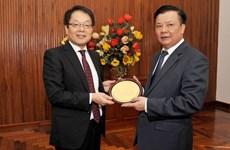 Le ministère vietnamien des Finances souhaite coopérer étroitement avec la JICA