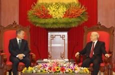 Pour approfondir le partenariat de coopération stratégique Vietnam-R. de Corée