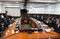 Le vice-président de l'AN Phung Quôc Hiên  en visite de travail en Tanzanie