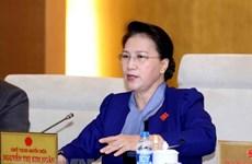 La présidente de l'AN du Vietnam est arrivée en Suisse pour l'UIP 138