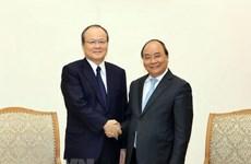 Le PM exhorte le groupe japonais Mitsubishi à accroître ses investissements au Vietnam