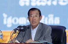Le Premier ministre cambodgien Samdech Techo Hun Sen au Vietnam pour deux sommets