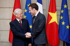 Des ministres soulignent la tournée en France et à Cuba du leader du PCV