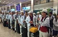 Le Vietnam étudie un projet d'envoi à l'étranger de 56.000 travailleurs qualifiés