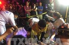 Incendie en Thaïlande : 13 Vietnamiens sont blessés