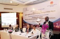 Publication d'un rapport de la BM sur la pauvreté au Vietnam