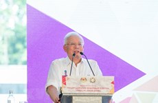 Le Premier ministre malais publie sa plateforme électorale