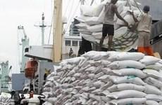 Le Myanmar exporte plus de 1,1 Md$ de riz en 2017-2018