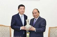 Le Premier ministre souligne les relations fructueuses entre le Vietnam et la R. de Corée