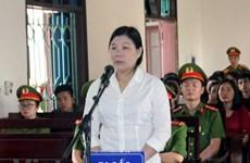 Une femme condamnée pour mouvement insurrectionnel