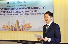 Hô Chi Minh-Ville réfléchit à la construction des arrondissements innovants