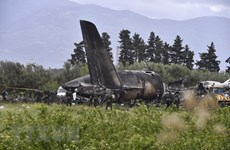 Crash d'un avion militaire alégrien : le Vietnam présente ses condoléances