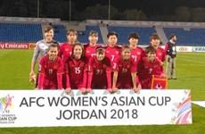 L'équipe de football féminin du Vietnam n'ira pas en France