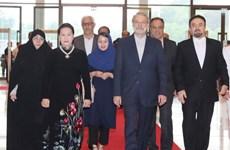 Dynamiser les relations Vietnam-Iran