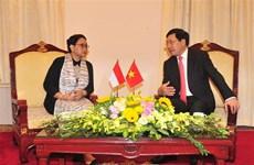 3e réunion du Comité de coopération Vietnam-Indonésie