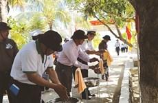 De l'or bleu pour les visiteurs de l'archipel de Truong Sa