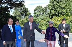 La presse singapourienne couvre la visite officielle du PM Nguyên Xuân Phuc
