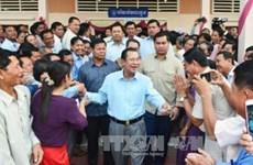 Cambodge : campagne de communication sur les élections du 29 juillet