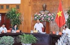 Le PM travaille avec six provinces sur un grand projet de développement rural