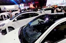 Avril: les importations de véhicules en chute libre