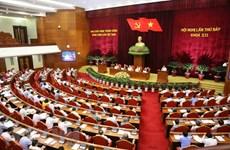 Le 7e Plénum du Comité central du Parti termine sa deuxième journée de travail