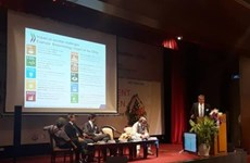Séminaire international intitulé «Les sciences pour le développement » à Binh Dinh