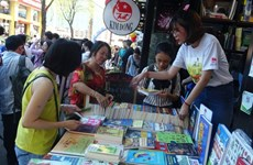 Diverses activités lors de la Journée des livres européens à Hô Chi Minh-Ville