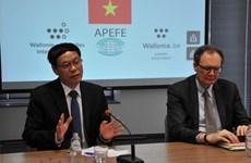 Le Vietnam plaide pour des liens accrus avec la Fédération Wallonie-Bruxelles