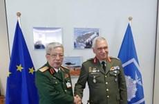 Le Vietnam veut renforcer ses liens de défense avec l'Union européenne