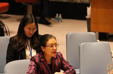 Le Vietnam souligne la responsabilité de régler pacifiquement les différends