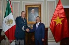 Renforcement des relations Vietnam-Mexique