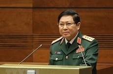 Les députés se penchent sur les lois de la garde-côte et de la défense nationale