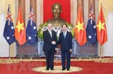 L'Australie souhaite approfondir le partenariat stratégique avec le Vietnam