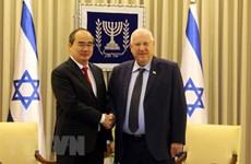 Renforcement de la coopération entre Ho Chi Minh-Ville et Israël