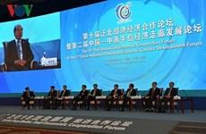 Le Vietnam au 10e Forum de coopération économique du golfe du Bac Bo élargi