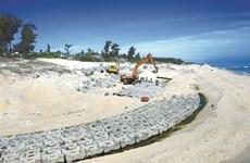 Le Centre aux avant-postes du combat contre l'érosion du littoral