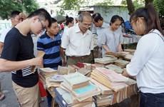 Quand les vieux livres « se réveillent » dans la capitale vietnamienne