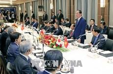 Le Vietnam s'engage à créer les conditions optimales aux groupes économiques du Japon