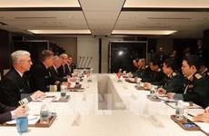 Défense : rencontre Vietnam - Etats-Unis à Singapour
