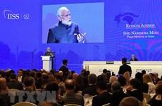 Shangri-La 2018 : l'Inde appelle à résoudre les différends selon le droit international