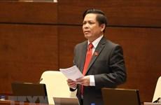 Des ministres répondent aux questions des députés de l'AN