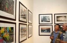 Ouverture de l'exposition de la société photographique d'Amérique à Hanoi