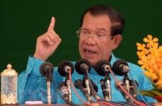 Le PM cambodgien Hun Sen veut rester au pouvoir pour deux autres mandats
