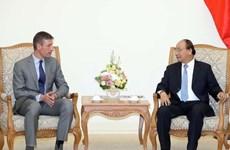 Le PM salue les apports de l'ambassadeur du Royaume-Uni aux liens bilatéraux