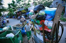 Des efforts pour recycler le plastique