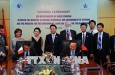Coopération Vietnam-Italie dans le changement climatique