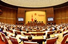 La présidente de l'AN demande de réformer radicalement le secteur éducatif